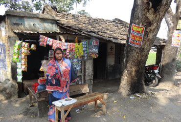 The loan has helped Rajiya scale-up her businesses