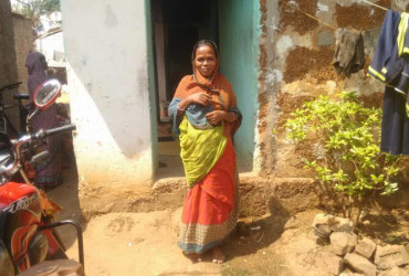 Bimalei used the loan to support her son's education