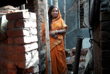 From a kaccha toilet to a septic tank