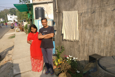 Private tuitions are boosting Shubham's aspirations now