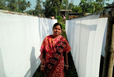 Gauge bandage enterprise loan saves daughter's marriage