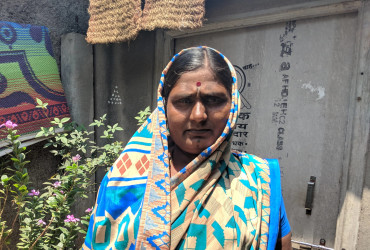 Mahadevi has got relief from her stomach aches