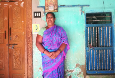 Deepa has found success by investing in her dairy