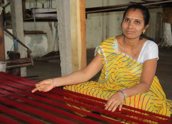 This Women's Day, I am fundraising to  empower artisans and traditional crafts of Gujarat