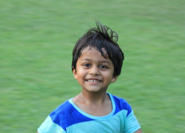 As he enjoys his time in school, Raghav is pledging his birthday to help his counterparts in India receive an education as well.