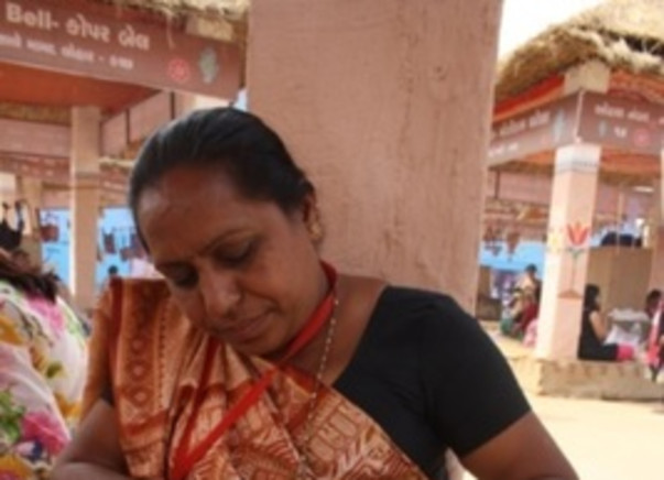This Mother's Day, I am fundraising to empower traditional artisans and crafts of Gujarat. Please help generously.