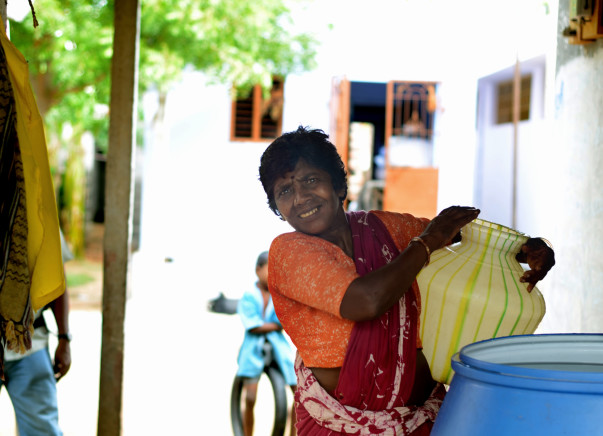 I am pledging my first  birthday to bring clean water to rural Tamil Nadu