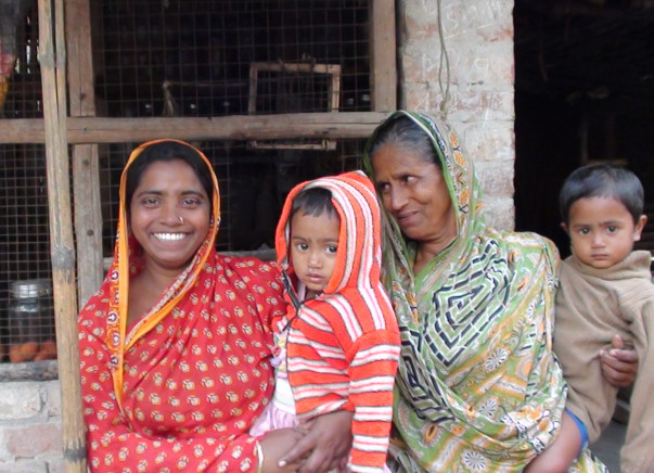 Empower rural mothers in West Bengal to build microenterprises and uplift themselves