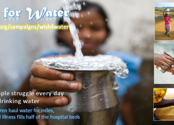 I am starting this fundraiser to help bring clean water to millions of people of Tamil Nadu
