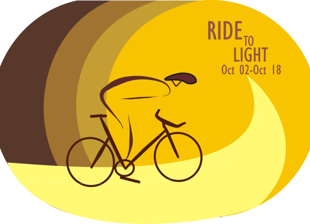 Ride2Light is riding from Bangalore to Delhi to raise funds for these talented girl children so that they can study further