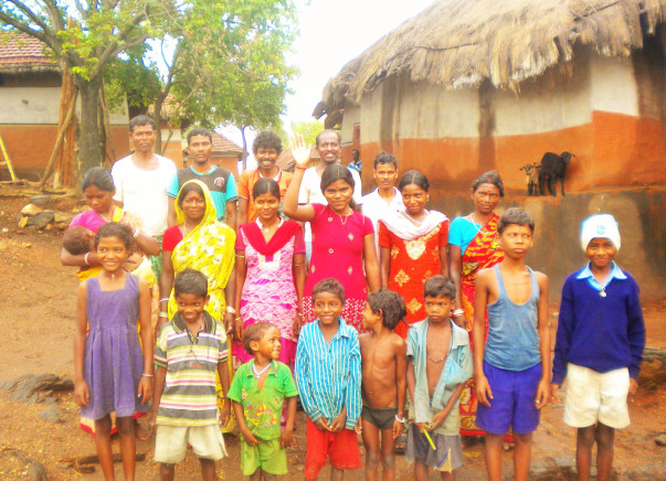 I am fundraising to bring solar lighting to 300 tribal families in Jharkand