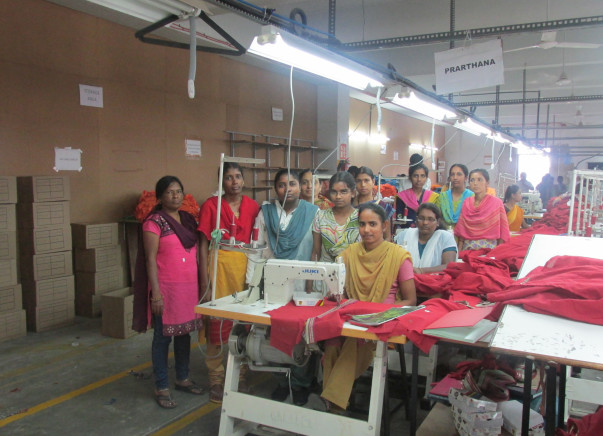 Help Ameena and her group to sustain their business and stand up for #MakeinIndia
