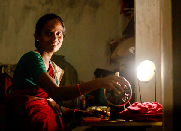 I am celebrating Diwali to bring clean energy stoves and lighting to families in Tamil Nadu