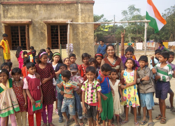 I am fundraising to help Students From Low Income Families In West Bengal Receive An Education
