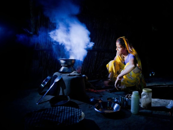 This Mother's Day, I am fundraising to bring solar lighting to communities in Uttar Pradesh