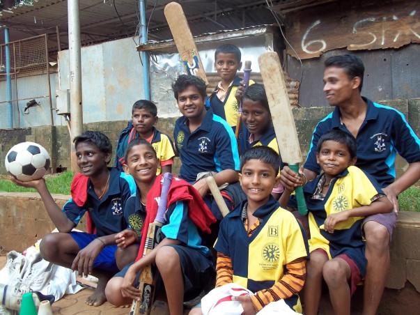 CYUF fund raising  for children sports activity.