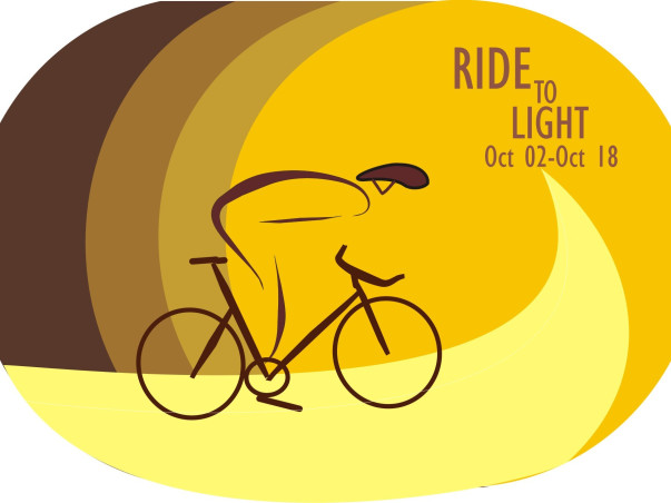 Ride2Light is riding from Bangalore to Delhi to raise funds for these families so that they can build toilets.