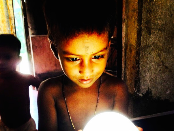 We are fundraising to provide clean energy and renewable lighting through low cost solar lamps to rural parts of Odisha.