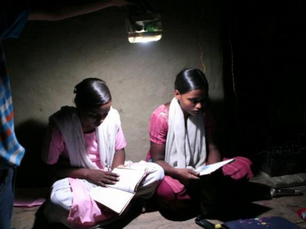 LiteupIndia... I am fundraising to bring solar lighting to needful rural families in India
