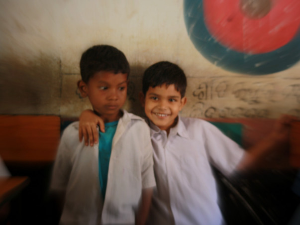 I am fundraising to help diligent students from low-income families in Odisha receive an education