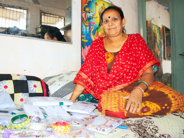 Empower rural mothers to start their own businesses
