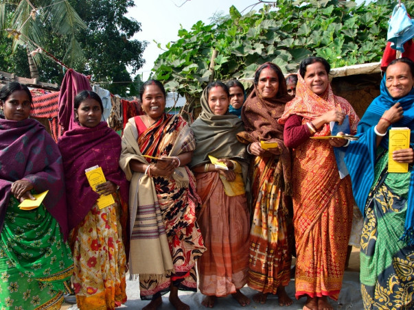 I am celebrating Diwali to  provide sustainable livelihoods to enterprising women in West Bengal