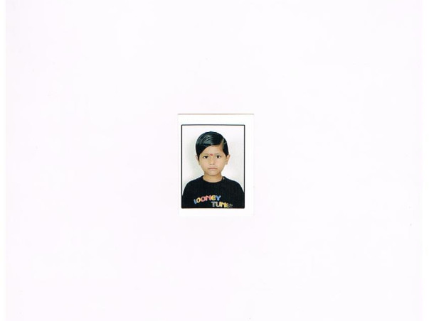 I am fundraising to help vishnu sharma a poor boy to fight his by birth jean disease hypo gama glubonia