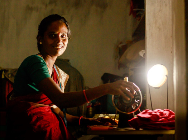 I am fundraising to bring clean energy stoves and lighting to families in Tamil Nadu