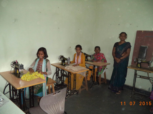 """Provide educational support to 200 Indian slum students""."