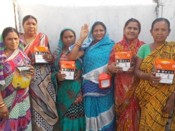 Help Prabhashini Rath and Group buy solar lanterns for their homes