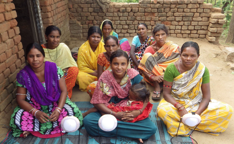 Om Sainath self-help group