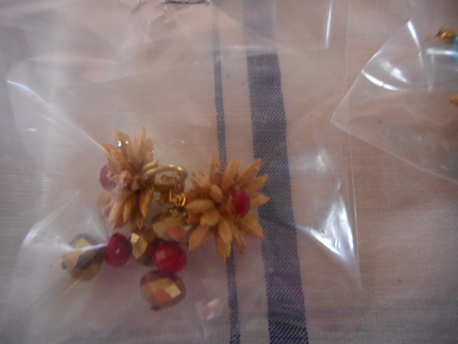 Good to eat, nice to wear: Selvarani's wheat earrings