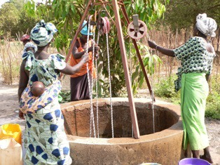 Fundraise for water crisis