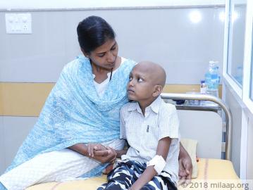 help-vikas-blood-cancer