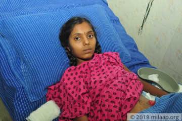 help-sirisha-accident