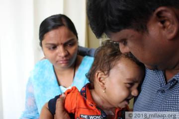 help-baby-harshavardhana