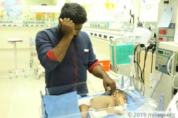 support-baby-of-lakshmii