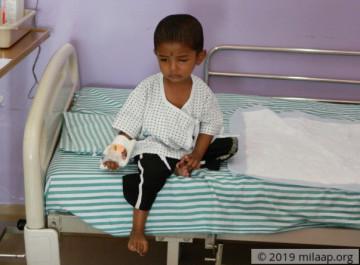 help-baby-ruchitha