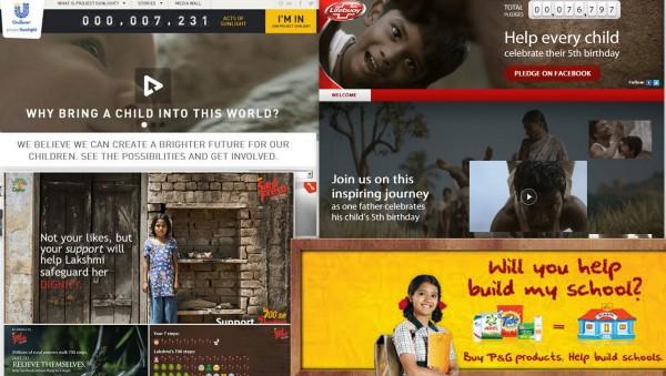 CSR Initiatives by Unilever, Lifebuoy, Sani Fresh, and P&G