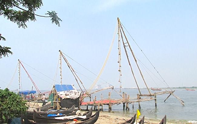 Famous Chinese Fishing Nets