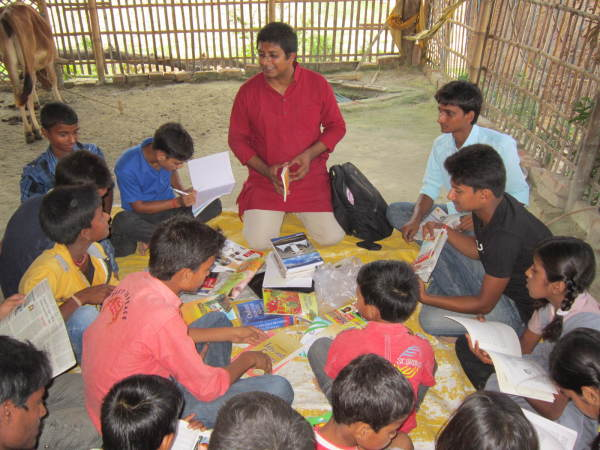 How A Library In A Village In Bihar Is Changing The Lives Of The Students