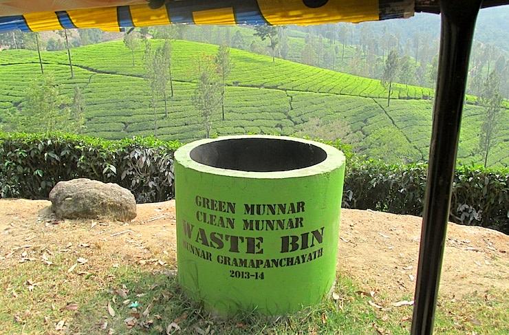 Green Munnar Clean Munnar