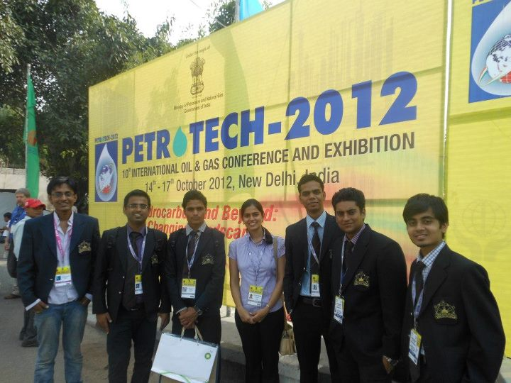 Industry Academia Youth Forum-New Delhi- 2012