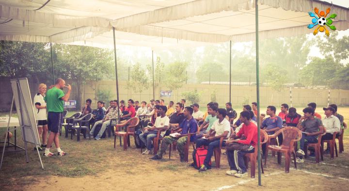 Coaches & Mentors for Social Development
