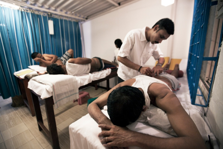 Why is acupuncture a great tool against poverty?