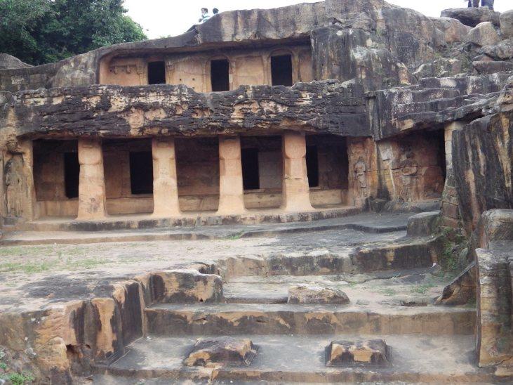 Khandagiri Caves 4