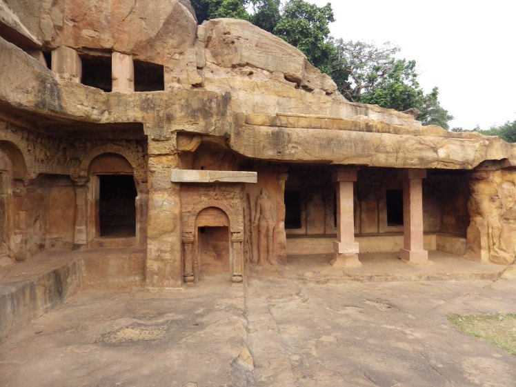 Khandagiri Caves 2