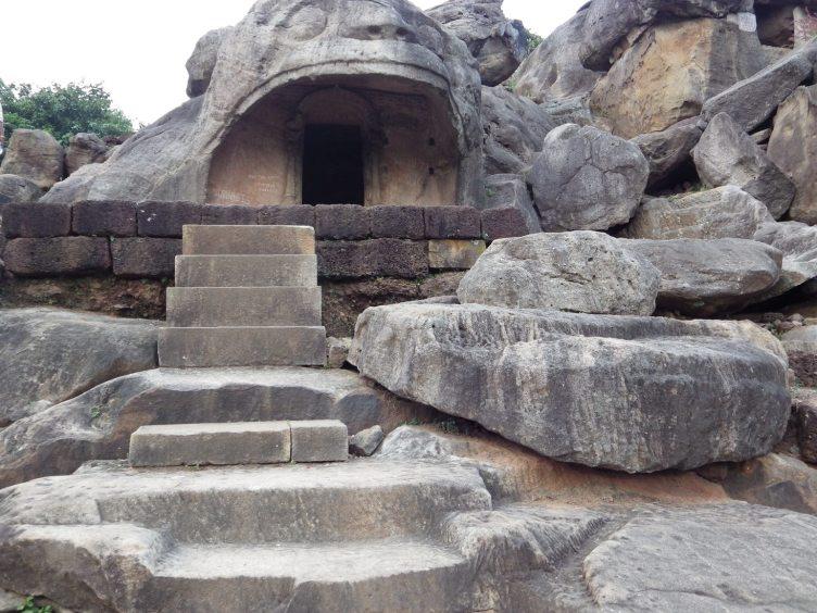 Khandagiri Caves 5