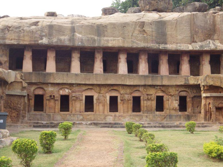 Khandagiri  Caves 1