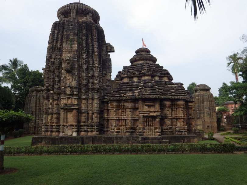 Another temple outside the Lingaraj temple